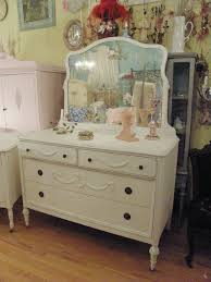 Vintage Bedroom Dresser Renovate Your Design Of Home With Fabulous Vintage White Mirrored