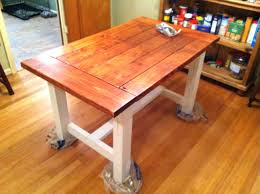 Dining Room Bench Plans by Round Kitchen Table With Bench Super Big Farmhouse Diningpine Back