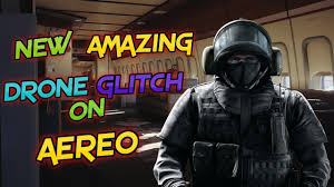 new awesome drone glitch on aereo easy win rainbow six siege