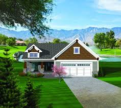 narrow lot lake house plans easy to build 2 bed home plan 89819ah craftsman northwest