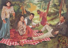 filipinos to confront their past his paintings reveal his search for the truth behind the story of the philippine nation and in the process