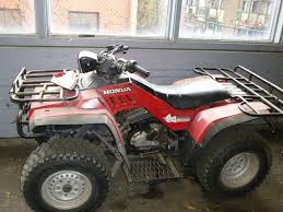 honda sfx honda fourtrax trx350 brief about model