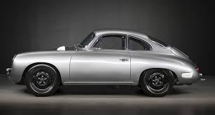 first porsche 356 this 1965 porsche 356 outlaw has been unapologetically modernized