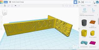 Be Right Back Bookend Tinkercad Design And Modelling Review 3dfilemarket Com