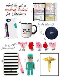 med school gifts gift guide for a 3rd or 4th year student med school