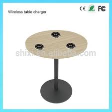 wireless charge table customize wireless charging furniture