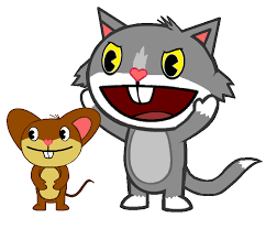 image tom jerry png happy tree friends fanon wiki fandom