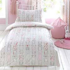 Dunelm Mill Duvets Katy Rabbit Duvet Cover And Pillowcase Set Dunelm