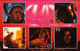 Album Inserts Pink Floyd U201cdark Side Of The Moon U201d Original Album Inserts