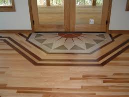 Wood Floor Design Ideas Borders Ozark Hardwood Flooring