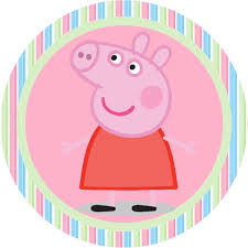peppa pig free printable toppers candy bar labels