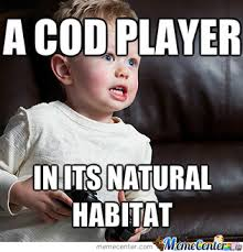 Playing Cod Text Memes Com - i am a cod player but i don t use what those in their natural