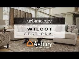 Sofa At Ashley Furniture Wilcot 4 Piece Sofa Sectional Ashley Furniture Homestore