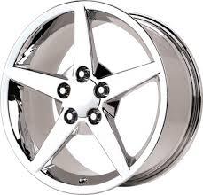 chrome corvette wheels oe replicas wheels corvette c6 chrome in houston at wheel
