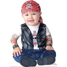 Halloween Motorcycle Costume Biker Baby Economical Costume Cheap Halloween Costume