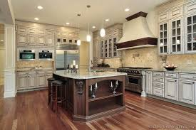 two color kitchen cabinets ideas 27 antique white kitchen cabinets amazing photos gallery