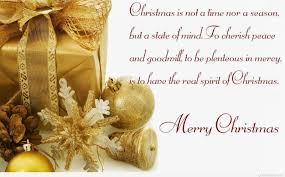 merry blessing quote on hd image