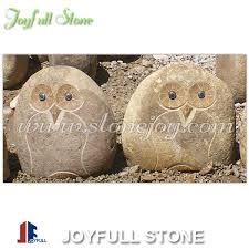 crafts rock owls garden ornaments river owls buy