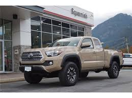 toyota trd package tacoma 2017 toyota tacoma trd offroad package access cab sand guloffroad