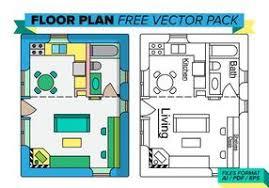 floor plan free free floor plan vector free vector stock graphics
