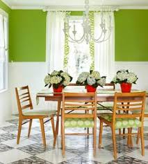 Green Dining Rooms by Green Dining Room Dream Home Pinterest Green Dining Room