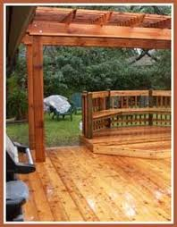 decks without railing designs best deck railing systems 9