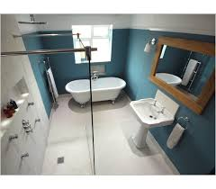 farrow and bathroom ideas we refinished and used the clients own mirror to which we added a