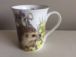 Home Design Furniture Kendal Royal Kendal China Mug U0027hedgehog U0027 Sheila Mannes Abbott In Home