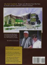 Southern Lights Book by Miss Patti U0027s Cookbook Patti U0027s 1880 U0027s Settlement 9780970244406