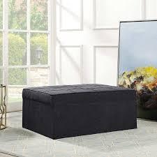 Convertible Ottoman Bosco Fabric Convertible Ottoman To Chair