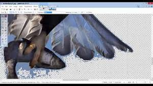 how to fade and blend images together in paint net aka videos