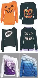 halloween long sleeve t shirts 683 best blouses u0026 long sleeves images on pinterest sleeves