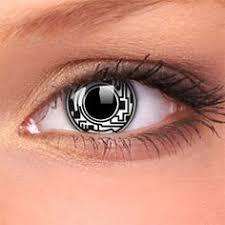 scary halloween contact lenses halloween cosplay