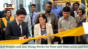 synchrony financial u0027s new office at madhapur hitech city dt news