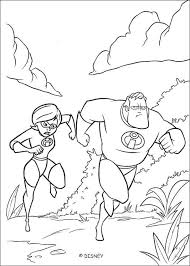 incredibles 12 coloring pages hellokids