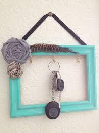 photo holder diy creative key holders
