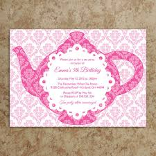 free tea party invitations u2013 gangcraft net