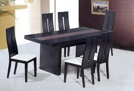 contemporary dining room set luxury dining table and chairs designer dining table and chairs