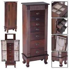 Jewelry Armoire Vintage Jewelry Armoire Chest Ebay