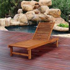 Chaise Lounge With Wheels Outdoor Teak Outdoor Chaise Lounges Patio Chairs The Home Depot