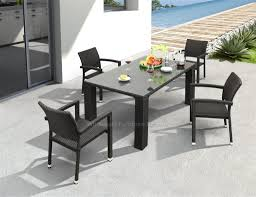 modern furniture modern outdoor dining furniture compact plywood