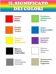 opulenza significato il significato dei colori cristalfarma