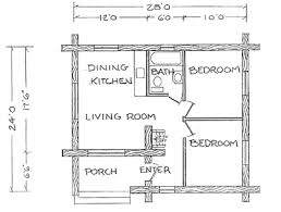 one room cabin floor plans log cabin plans 2 bdr log ranchers package plans bc