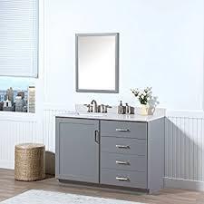 Bathroom Vanity With Offset Sink 38