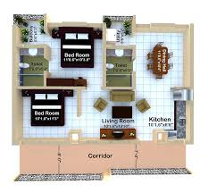 best 2 bhk home design scintillating 2 bhk house plan layout contemporary best