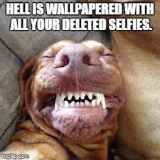 Selfie Meme Funny - hell selfie imgflip