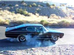 67 dodge charger rt 1967 dodge charger burnout