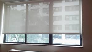 custom roller shades manhattan window blinds hunter douglas