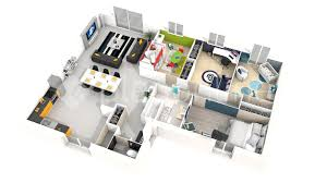 plan maison simple 3 chambres plan maison simple 3 chambres fizzcur