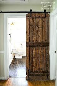 interior sliding barn doors for homes residential barn door sjusenate com